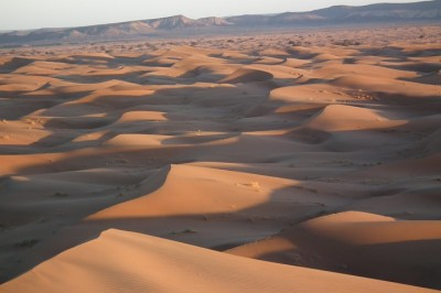 Randonnée des oasis et dunes de Chegaga au lac Iriki
