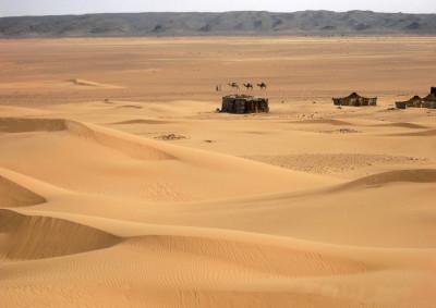 Du pays du safran aux grandes dunes de Chgaga