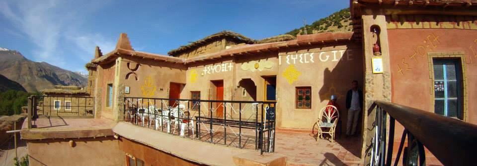 Gite de randonnée Tawada (Maroc)