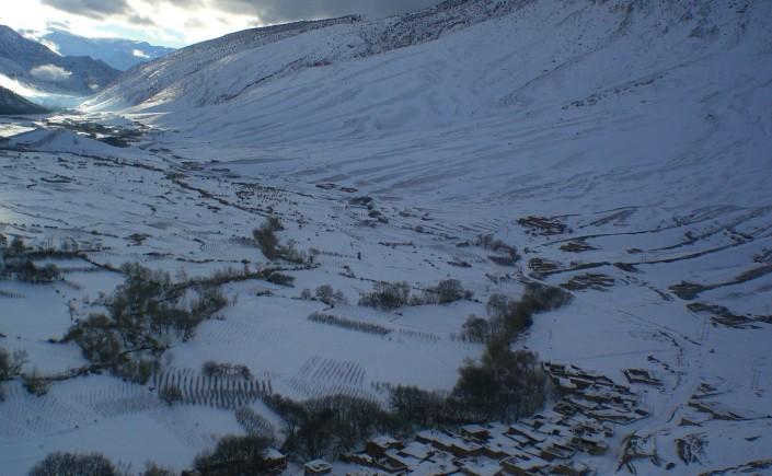 rando à ski dans le massif du mgoun et rando chamelière au désert (15j)-0