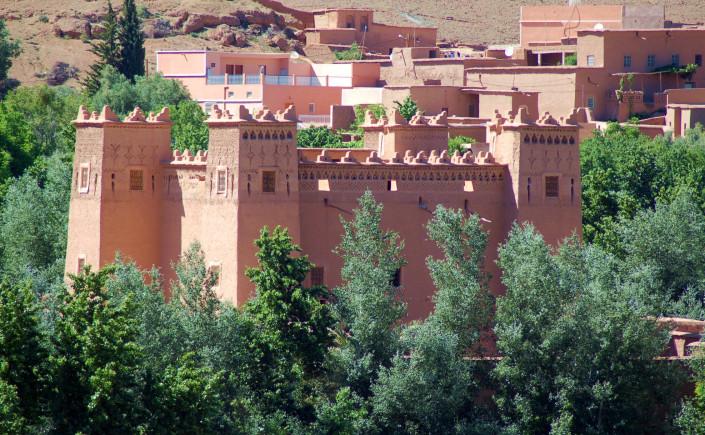 randonnée dans le haut atlas au maroc