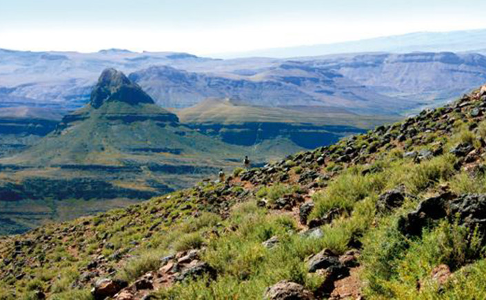 randonnée muletière dans le massif du siroua-1