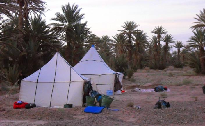 séjour spécial réveillon en plein désert marocain