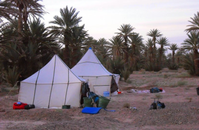 Special stay New Year's Eve in Moroccan desert
