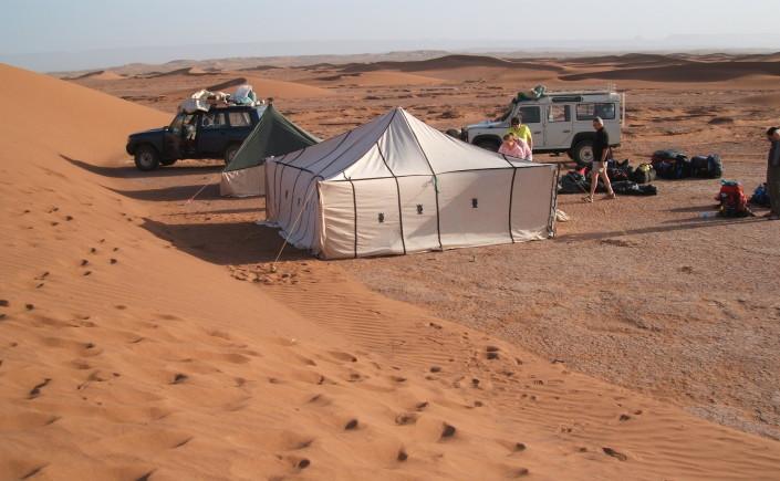 Excursion en 4x4 au maroc